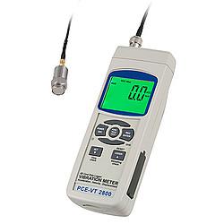PCE-VT 2800 Vibrációmérő