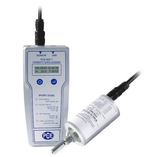 """PCE-WIO 1 Nedvességmérő """"Víz az olajban"""""""