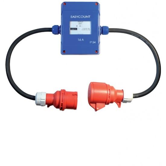 Easycount-3-16-A Fogyasztásmérő (hiteles)