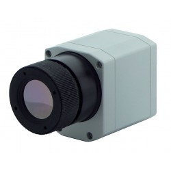 PI450  13° x 10 ° objektivvel; hőmérséklettartomány: -20 …900 °C
