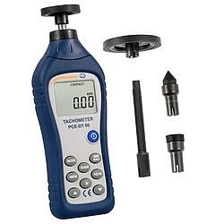PCE-DT 66 Fordulatszámmérő műszer