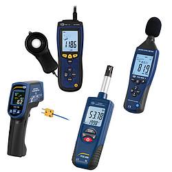Zajszintmérő készlet PCE-EV-KIT 2