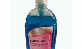 Kézfertőtlenítő gél 100 és 500 ml-es kiszerelésben!